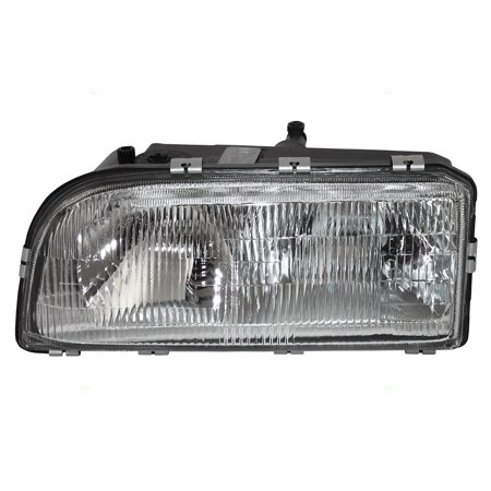 Volvo Headlight - Drivers Headlight Headlamp Replacement for Volvo 91594127