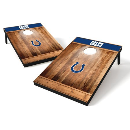 Cleveland Browns Tailgate Toss (Tailgate Toss Wood Brown NFL Indianapolis Colts )