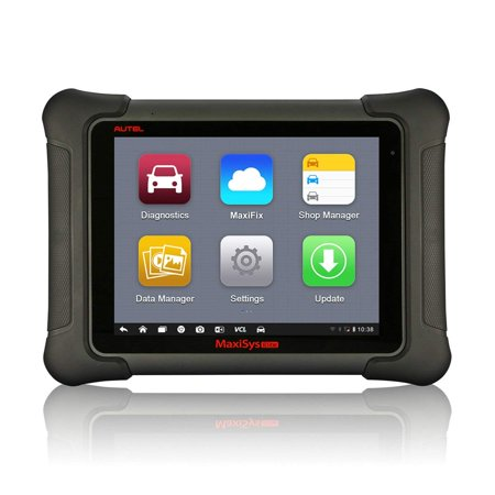 Autel Maxisys Elite Automotive Diagnostic Tool (Upgraded Version of MS908P Pro) with Wifi Bluetooth Full OBD2 Scanner with J2534 ECU Programming & 2 Years Free Update