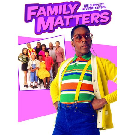 Family Matters: The Complete Seventh Season - Watch Family Matters Dog Day Halloween