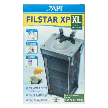 API XP Filstar XP Filter Size XL, Aquarium Canister Filter, 1-Count ()