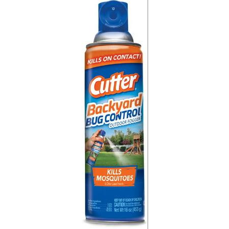 Cutter Backyard Bug Control Outdoor Fogger, 16-oz