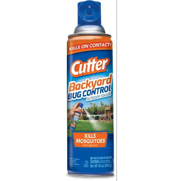 Cutter Backyard Bug Control Outdoor Fogger 16 Ounces ...