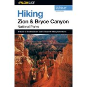 Hiking Zion and Bryce Canyon National Parks - eBook