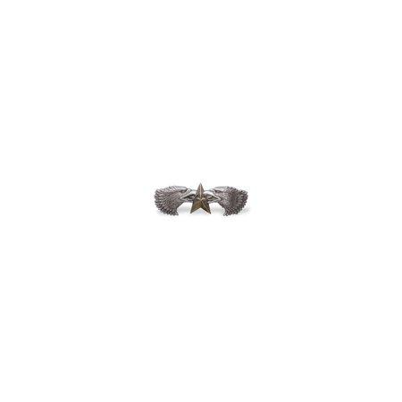Tandy Leather Freedom Eagle Head Concho Right Face (Eagle Concho)