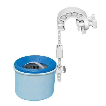 Intex Deluxe Wall-Mounted Swimming Pool Surface Automatic Skimmer |