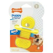 Nylabone Rhino Vanilla Scented Bone Puppy Dog Chew Toy