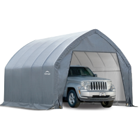 ShelterLogic Garage-in-a-Box Crossover/Small Truck 11 x 20 x 9 ft. 6 in.