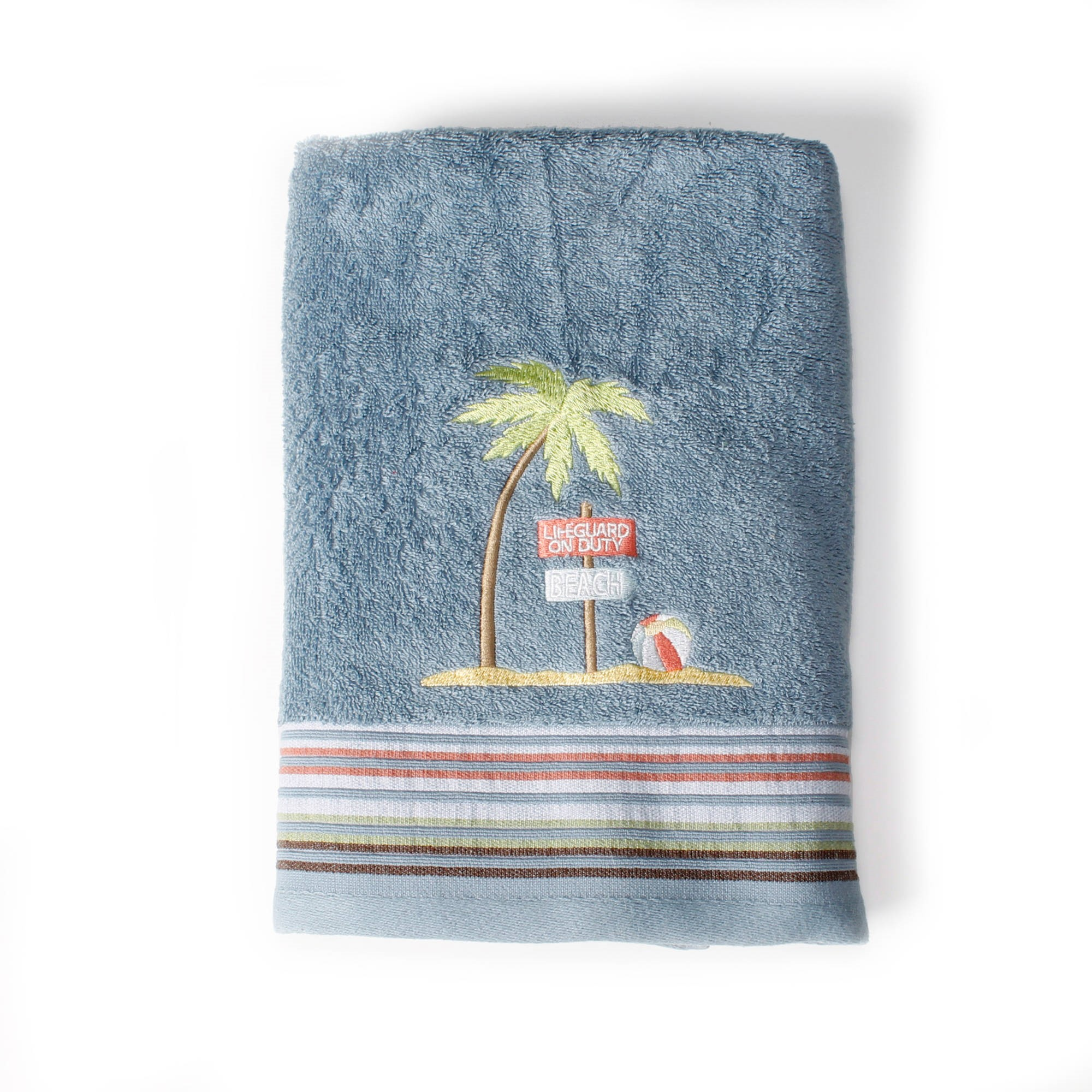 Mainstays Catching Rays Bath Towel Collection