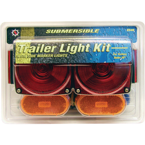 "Anderson Under 80"" Submersible Trailer Lighting Kit"