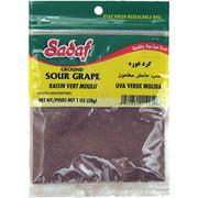 Sadaf Ground Sour Grape 1 oz.