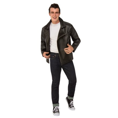 Grease Plus Size Mens T-Bird Jacket Danny T-bird Adult Grease