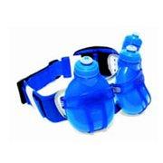 FuelBelt Revenge R30 3-Bottle Hydration Belt: Atlantic Breeze One Size