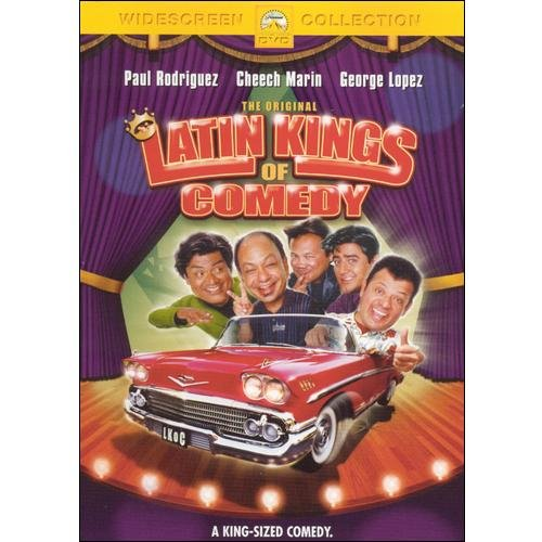 The Original Latin Kings Of Comedy (Widescreen)