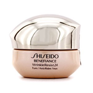 Shiseido Benefiance Wrinkle Resist 24 Intensive Eye Contour Cream, 0.51 Oz