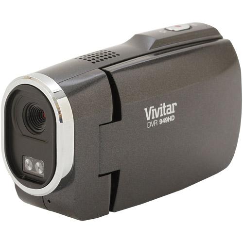 Vivitar 12.1 Mega Pixel Flip Digital Video Camera Kit
