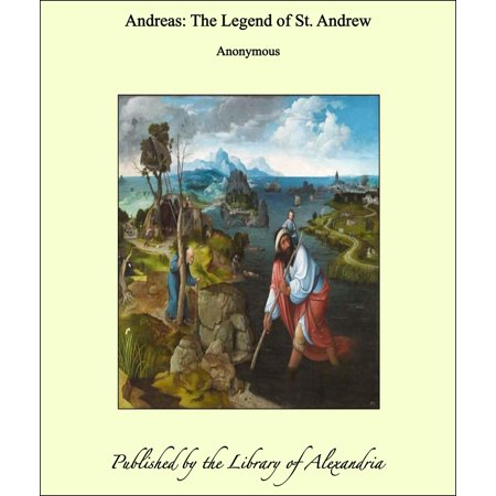 Andreas: The Legend of St. Andrew - eBook