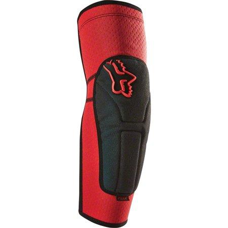 Fox Racing Launch Enduro Elbow Guard: Red SM