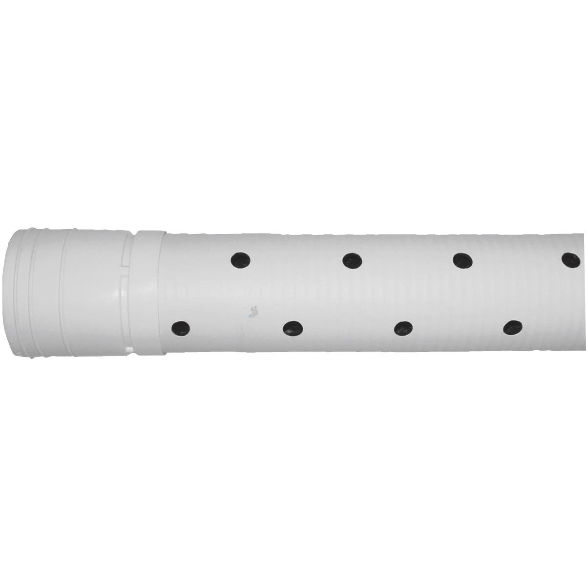ADS Advanced Basement HDPE Perforated Drain & Sewer Pipe