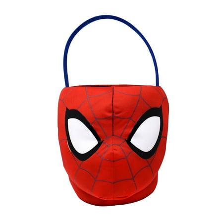Marvel Spiderman Jumbo Plush Easter Basket (Pre Made Easter Baskets)