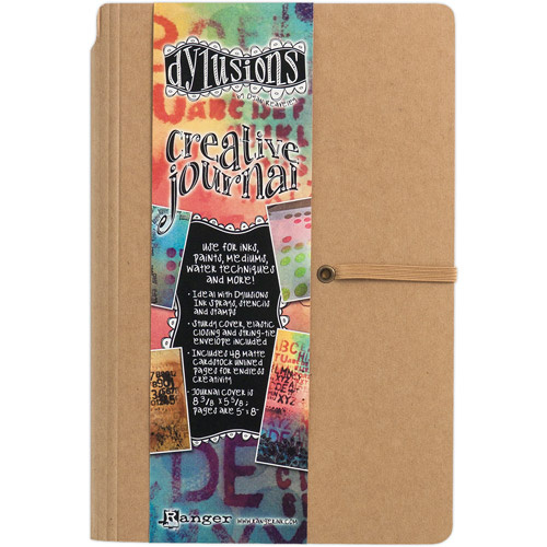 "Dylusions Creative Journal Small, 5"" x 8"""