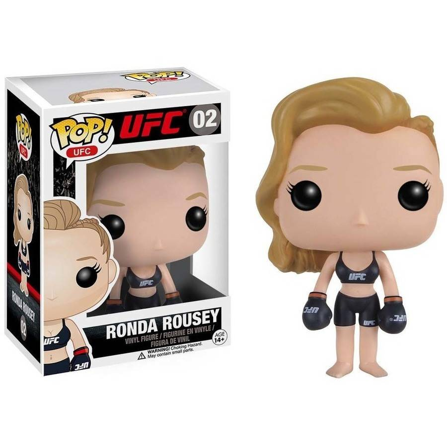 Funko POP! 10129 UFC: Ronda Rousey