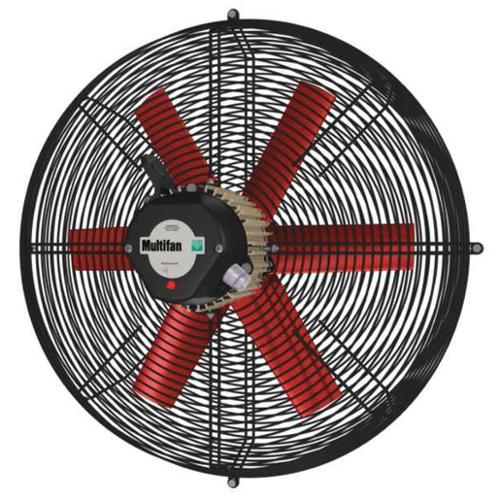 MULTIFAN FXCIRC20-3120BB Air Circulator,120V,1580 rpm,20 in. G3377118