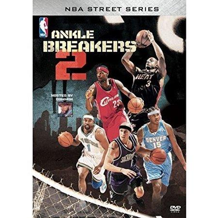 NBA Street Series: Ankle Breakers: Volume 2 (DVD) (Best Ankle Breakers Of All Time)