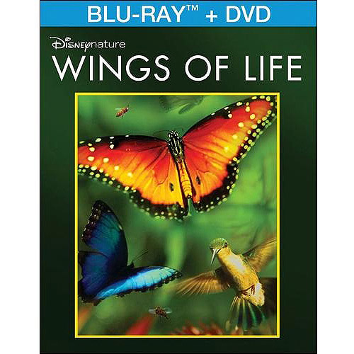 DisneyNature: Wings Of Life (Blu-ray + DVD) (Widescreen)