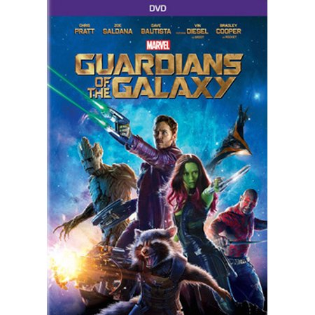 Marvel's Guardians of the Galaxy (DVD) (Dave Bautista Guardians Of The Galaxy 2)