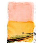 Parvez Taj Jetty Art Print On Premium Canvas