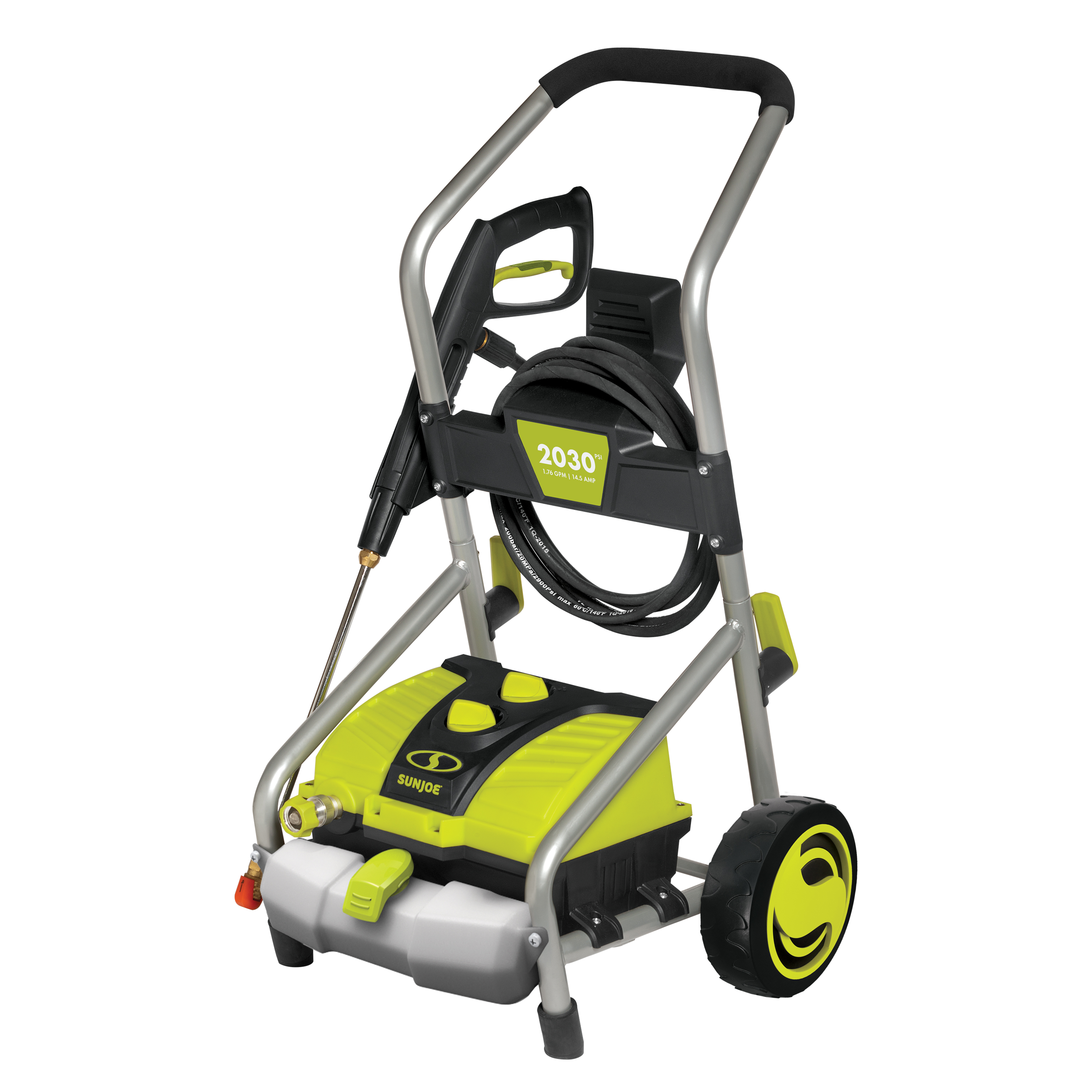 Sun Joe SPX4000 Electric Pressure Washer | 2030 PSI · 1.76 GPM · 14.5-Amp | Pressure Select Technology