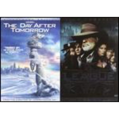 Day After Tomorrow / League Of Extraordinary Gentlemen (Widescreen)