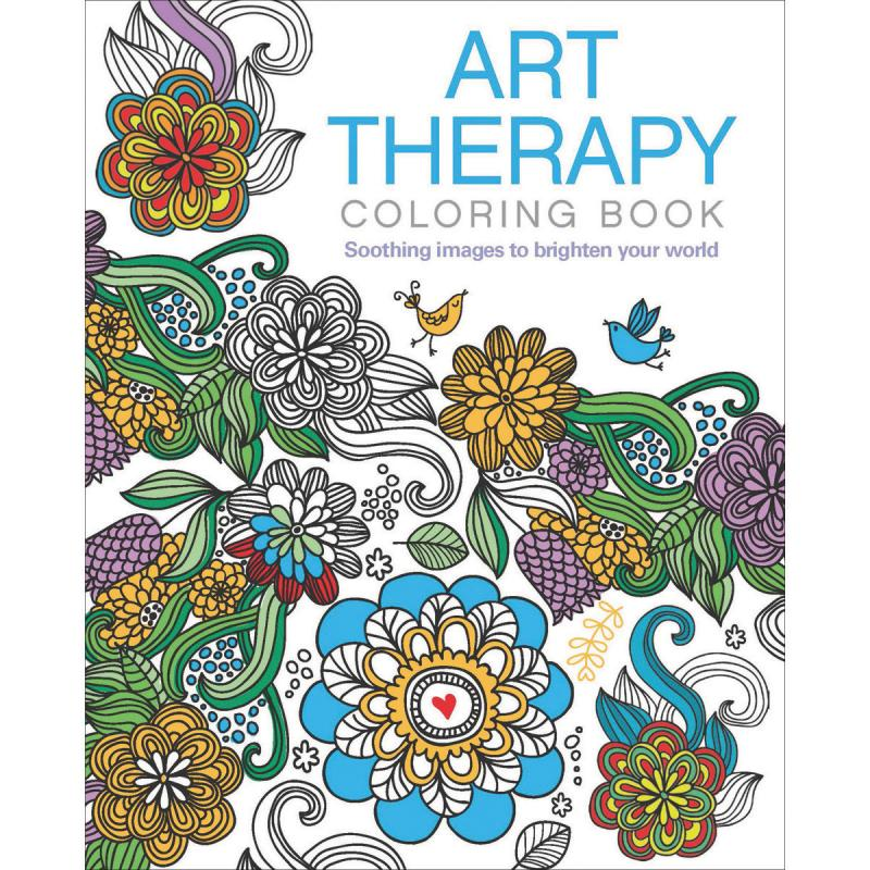 Chartwell Books Art Therapy