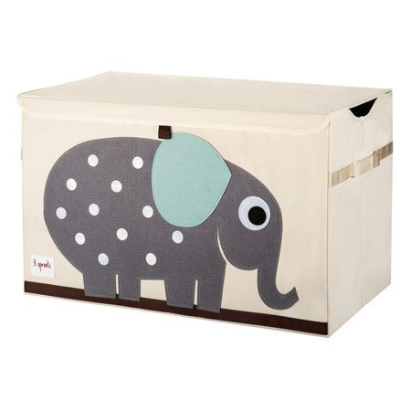 3 Sprouts Toy Chest - Elephant](Toys Storage Box)