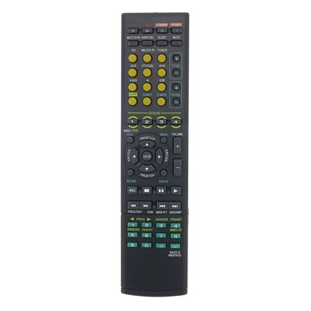 Replacement Remote Control for Yamaha HTR-6050 - image 2 de 2