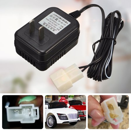 Adapter Power Supply Wall Charger 6V AC/DC 500ma For Kid TRAX ATV Quad Ride On Car Battery Powered Square