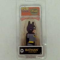 Bif Bang Pow! Batman TV Series Batman Pin Mate Wooden Figure