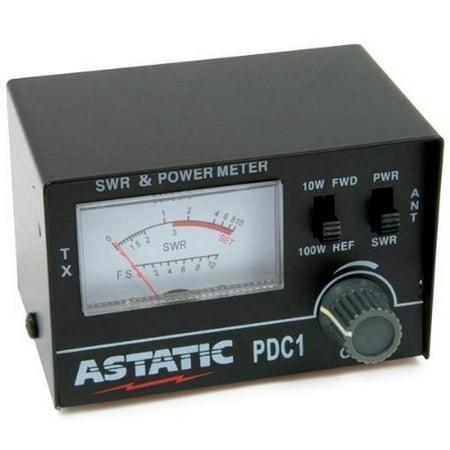 ASTATIC PDC1 CB / HAM RADIO 10/100 WATT SWR / RF (Astatic Cb Radio)