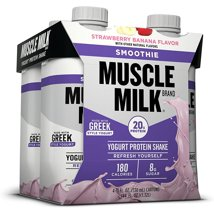 Protein & Meal Replacement: Muscle Milk Smoothie