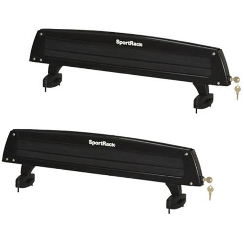 SportRack Ski and Snowboard ABR456DL Carrier, Set of 2 Racks