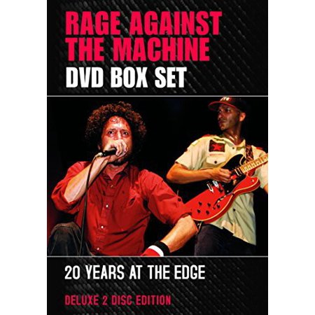 Rage Against the Machine: 20 Years at the Edge (DVD)