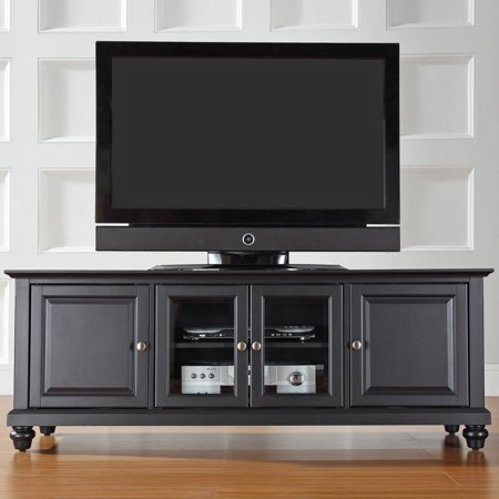 Crosley Furniture Cambridge Low Profile TV Stand for TVs up to 60