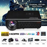 Excelvan Potable Home Theater Projector 3000 Lumens LED LCD Video Projector Multimedia Home - Best Reviews Guide