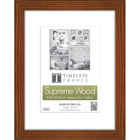 Timeless Frames 73262 Regal Walnut Wall Frame, 9 x 12 in.