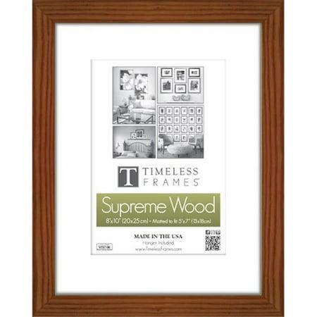 Timeless Frames 73262 Regal Walnut Wall Frame, 9 x 12
