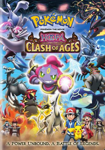 Pokemon Movie 18: Hoopa & Clash of Ages (Other) by WARNER HOME VIDEO