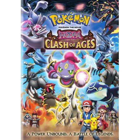 Pokemon Movie 18: Hoopa & Clash of Ages (Other)](Age Of Ultron Quicksilver)