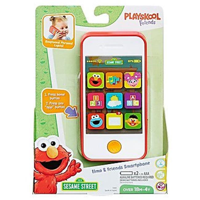 Hasbro HSBC3642 Sesame Street Elmo & Friends Smartphone by Hasbro