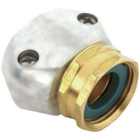 01FZGT Green Thumb Zinc Female Coupling for Hose, 5/8-Inch and 3/4-Inch, The product is GT5/8 3/4 Fem Coupling Ship from US..., By Bosch Garden and Watering